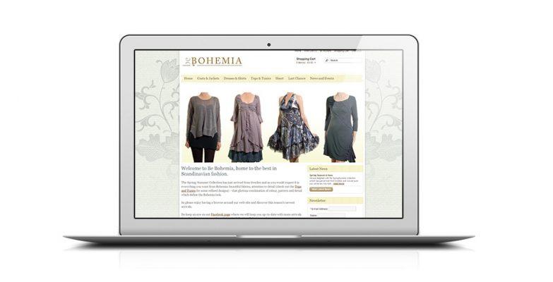 Be-Bohemia Clothing