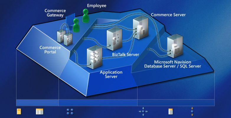 Microsoft Navision Presentation Graphics