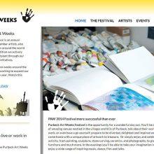 Art Website Updated