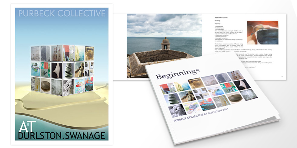 poster and catalogue design