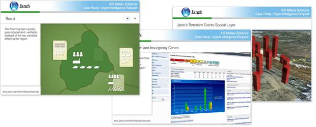 Janes Product Presentations