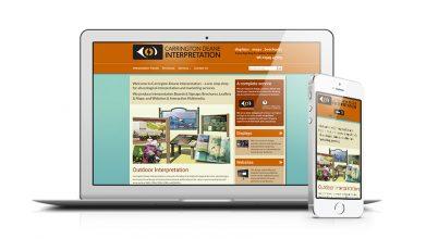 Ecological Design Consultancy Website Design